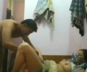 Wife and husband cuckold on..
