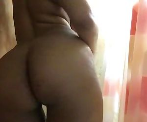 Homemade Shower Booty